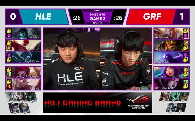LMHT: Griffin tìm lại mạch chiến thắng dù phải đối đầu với một Hanwha Life Esports đang rất khát điểm - Ảnh 6.