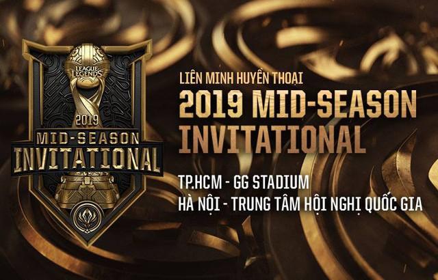 LMHT: Đã có địa điểm và giá vé xem MSI 2019 tổ chức ở Việt Nam, mua online ngay cuối tháng 3 này - Ảnh 1.