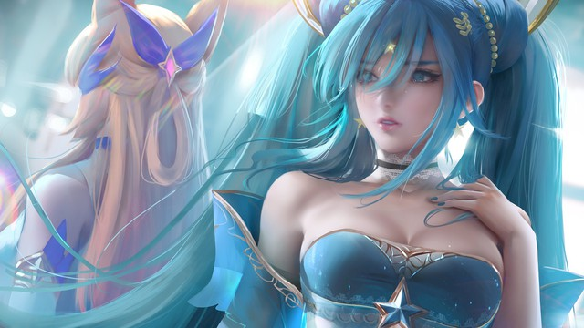 LMHT: Những tướng nữ siêu gợi cảm, xứng đáng là linh hồn bất diệt trong Liên Minh Huyền Thoại - Ảnh 10.