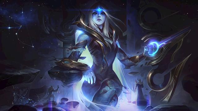LMHT: Những tướng nữ siêu gợi cảm, xứng đáng là linh hồn bất diệt trong Liên Minh Huyền Thoại - Ảnh 3.