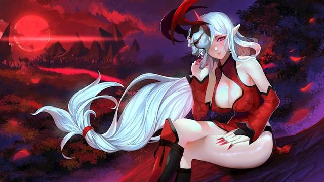 LMHT: Những tướng nữ siêu gợi cảm, xứng đáng là linh hồn bất diệt trong Liên Minh Huyền Thoại - Ảnh 5.
