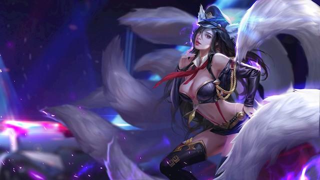 LMHT: Những tướng nữ siêu gợi cảm, xứng đáng là linh hồn bất diệt trong Liên Minh Huyền Thoại - Ảnh 8.