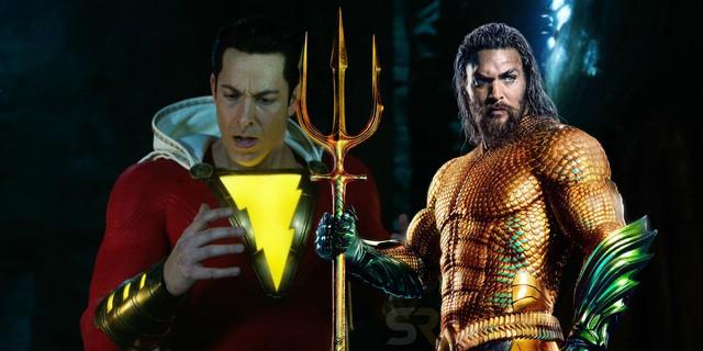 Thánh lầy Shazam sẽ vượt qua Aquaman trở thành phim siêu anh hùng hay nhất của DC? - Ảnh 1.