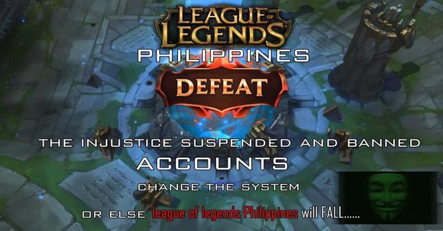 LMHT: Garena bị tố bỏ bê game thủ, biến máy chủ Philippines thành Dead Server - Ảnh 2.