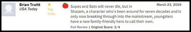 Thánh nhây Shazam được gọi là phim DC hay nhất từ trước đến nay - Ảnh 4.