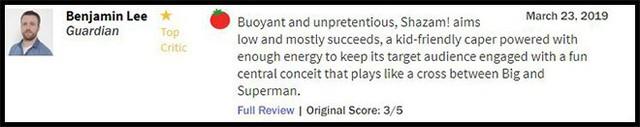 Thánh nhây Shazam được gọi là phim DC hay nhất từ trước đến nay - Ảnh 6.