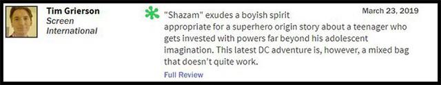 Thánh nhây Shazam được gọi là phim DC hay nhất từ trước đến nay - Ảnh 9.