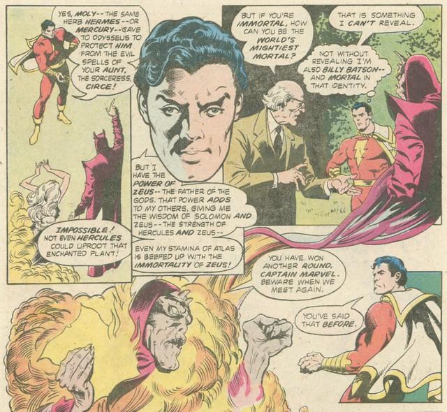 Tại sao biểu tượng của siêu anh hùng Shazam! lại là hình tia chớp? - Ảnh 2.
