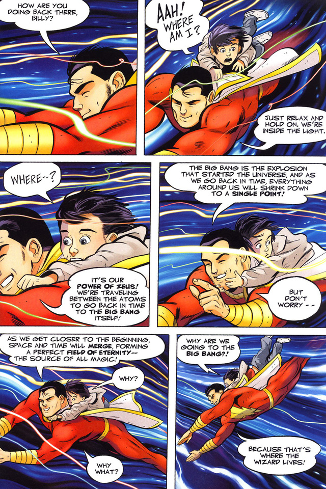 Tại sao biểu tượng của siêu anh hùng Shazam! lại là hình tia chớp? - Ảnh 3.
