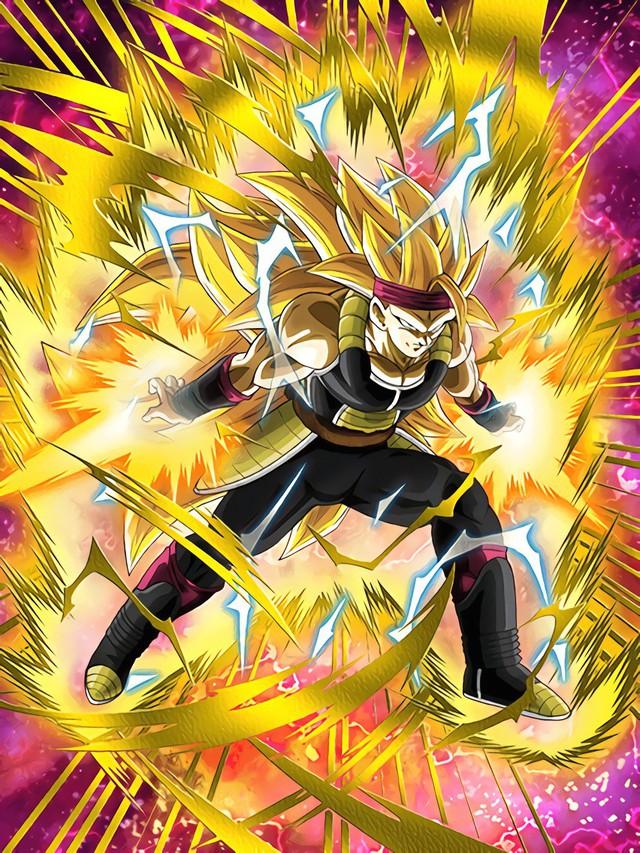 Dragon Ball Super: Broly - Cha Goku hóa Super Saiyan God từ trí tưởng tượng của người hâm mộ - Ảnh 3.