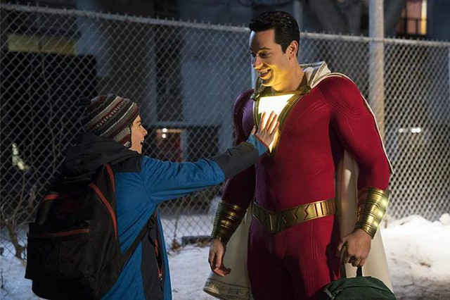 Superman và 7 nhân vật nổi tiếng được dự đoán sẽ xuất hiện trong siêu phẩm anh hùng SHAZAM! của nhà DC? - Ảnh 2.