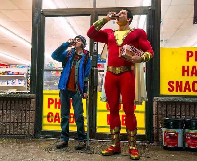 Superman và 7 nhân vật nổi tiếng được dự đoán sẽ xuất hiện trong siêu phẩm anh hùng SHAZAM! của nhà DC? - Ảnh 3.
