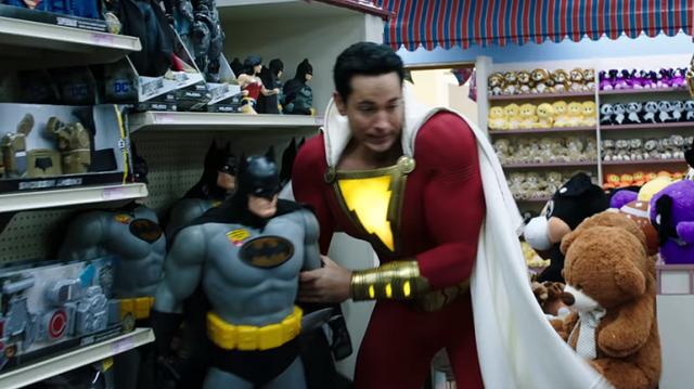 Superman và 7 nhân vật nổi tiếng được dự đoán sẽ xuất hiện trong siêu phẩm anh hùng SHAZAM! của nhà DC? - Ảnh 9.