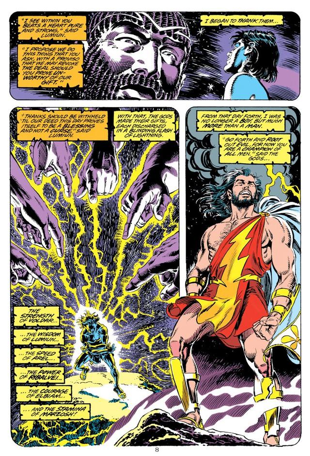 Shazam!: Vị phù thủy già ban sức mạnh cho Billy Baston trở thành siêu anh hùng là ai? (Phần 1) - Ảnh 2.