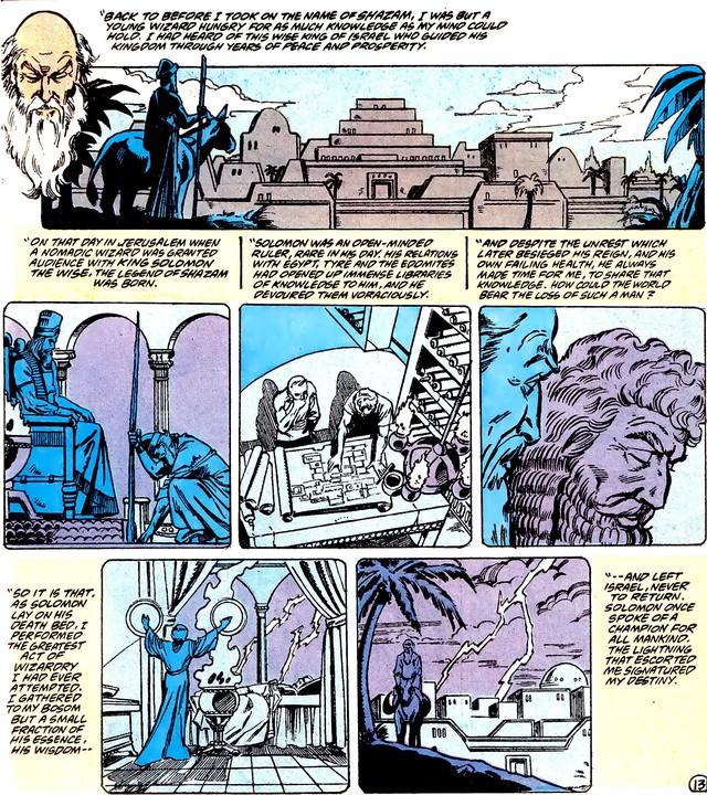 Shazam!: Vị phù thủy già ban sức mạnh cho Billy Baston trở thành siêu anh hùng là ai? (Phần 1) - Ảnh 4.