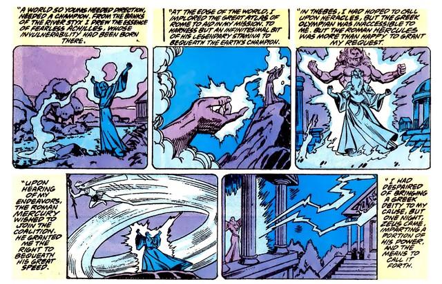 Shazam!: Vị phù thủy già ban sức mạnh cho Billy Baston trở thành siêu anh hùng là ai? (Phần 1) - Ảnh 5.