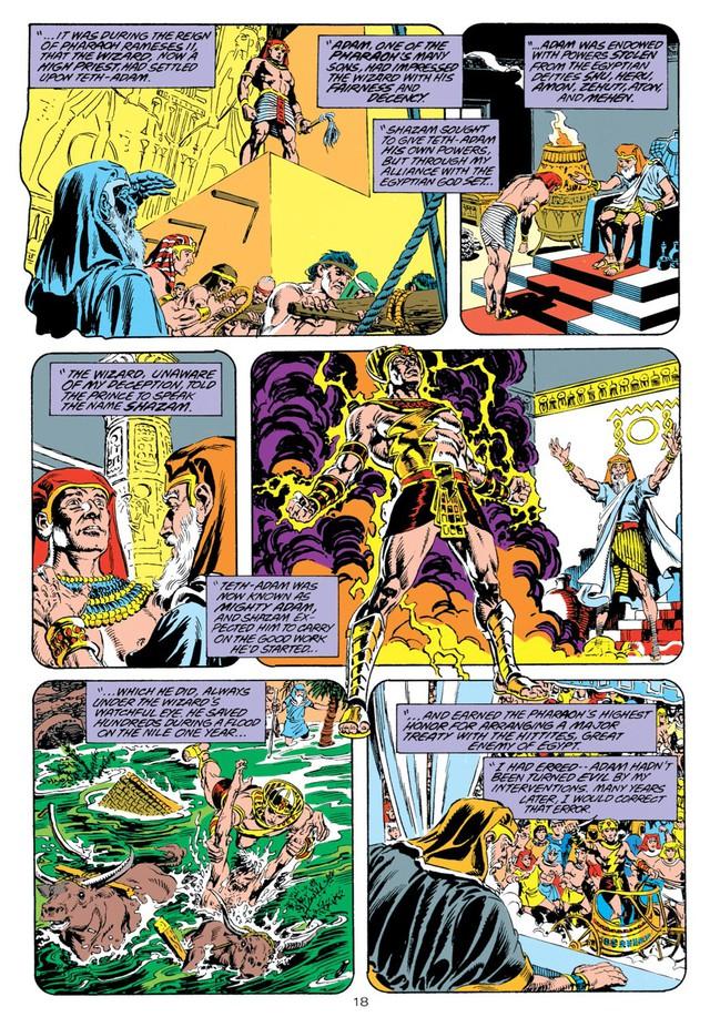 Shazam!: Vị phù thủy già ban sức mạnh cho Billy Baston trở thành siêu anh hùng là ai? (Phần 1) - Ảnh 6.