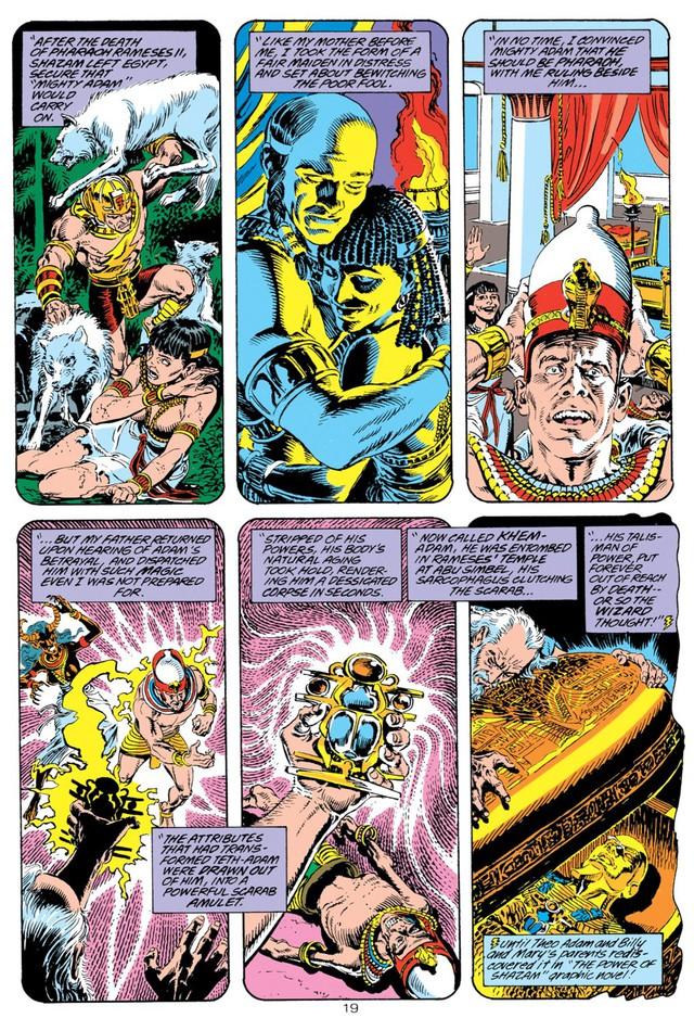 Shazam!: Vị phù thủy già ban sức mạnh cho Billy Baston trở thành siêu anh hùng là ai? (Phần 1) - Ảnh 7.