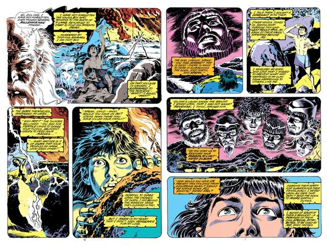Shazam!: Vị phù thủy già ban sức mạnh cho Billy Baston trở thành siêu anh hùng là ai? (Phần 1) - Ảnh 1.