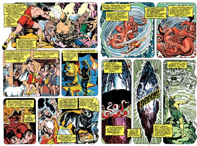 Shazam!: Vị phù thủy già ban sức mạnh cho Billy Baston trở thành siêu anh hùng là ai? (Phần 1) - Ảnh 3.
