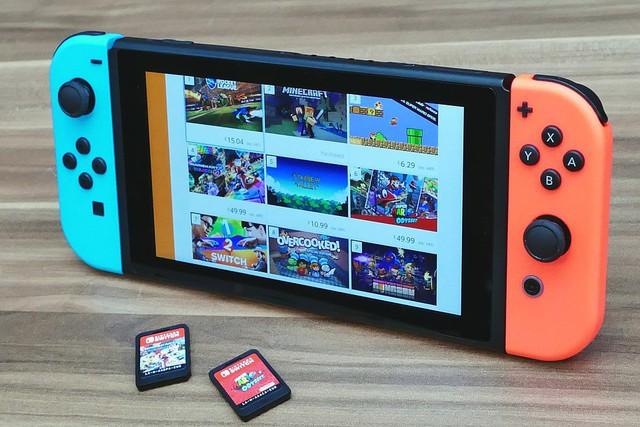 Nintendo Switch sắp ra phiên bản giá rẻ; học sinh, sinh viên thừa sức mua được - Ảnh 1.