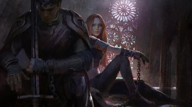 LMHT: Mặc cộng đồng mong ngóng, dự án PHIM 18+ về mối tình Garen - Katarina bị ngừng vô thời hạn - Ảnh 6.
