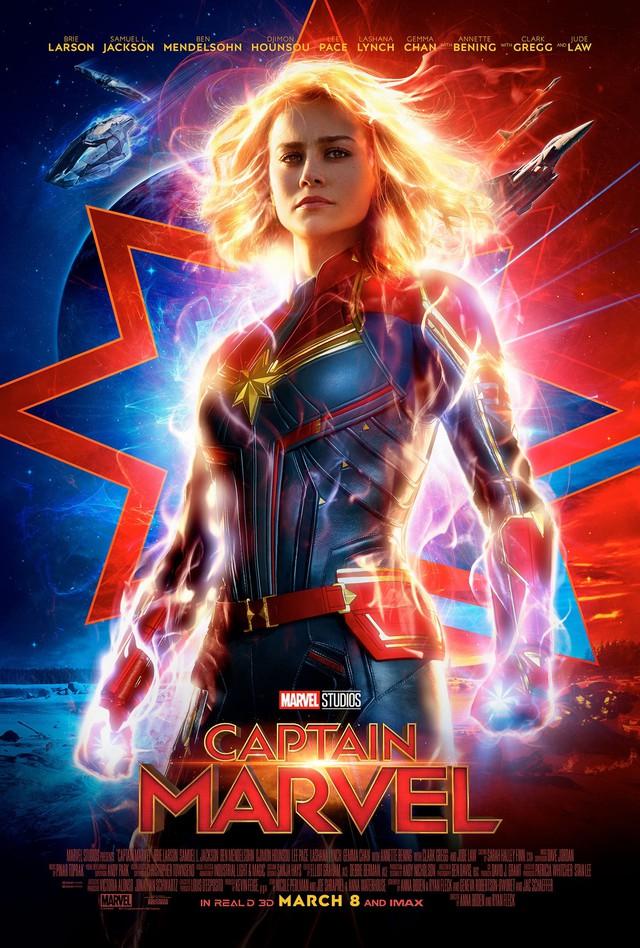 Captain Marvel và những bộ phim bom tấn đặc sắc mà bạn không nên bỏ lỡ trong tháng 3 - Ảnh 4.