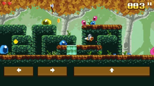 Game 8-bit tuyệt phẩm Knights & Slimes rục rịch ra mắt đầu tháng 4 - Ảnh 1.