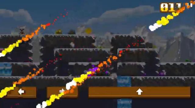 Game 8-bit tuyệt phẩm Knights & Slimes rục rịch ra mắt đầu tháng 4 - Ảnh 3.