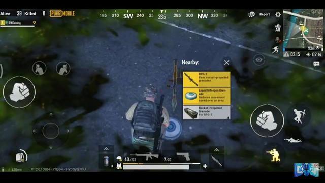 PUBG Mobile: Súng chống tăng RPG là hàng độc của Zombie Mode, Classic Mode không hề có - Ảnh 4.