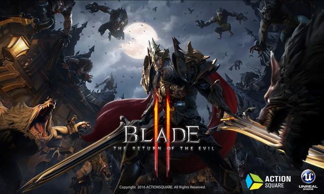 Blade II – Siêu phẩm đến từ Hàn Quốc sắp sửa ra mắt phiên bản quốc tế - Ảnh 1.