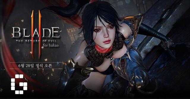 Blade II – Siêu phẩm đến từ Hàn Quốc sắp sửa ra mắt phiên bản quốc tế - Ảnh 2.