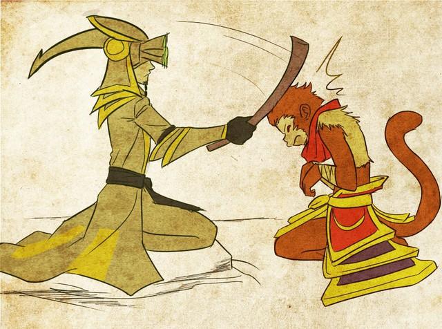 Những cặp thầy trò nổi tiếng trong LMHT: Taliyah còn trao thân cho sư phụ Yasuo - Ảnh 3.