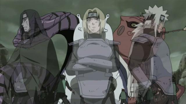 Naruto: Vượt mặt Jiraiya và Tsunade, Orochimaru xứng đáng chiếm lĩnh vị trí số 1 trong Sannin huyền thoại? - Ảnh 1.