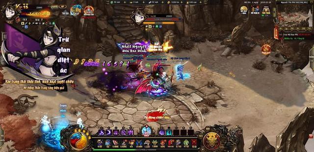Soi Hàn Đao Hành - Game võ hiệp sắp ra mắt dựa trên bộ truyện nổi tiếng cùng tên - Ảnh 3.