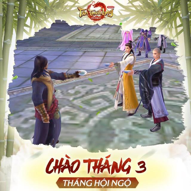 Tân Thiên Long Mobile VNG ấn định ngày ra mắt tại Việt Nam - Ảnh 3.