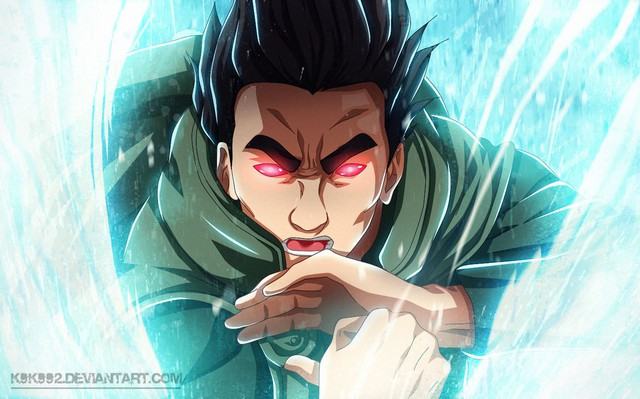 Naruto: Mãnh thú Ngọc Bích Might Guy sở hữu thể thuật bá đạo như thế nào mà được Madara công nhận là người mạnh nhất? - Ảnh 2.