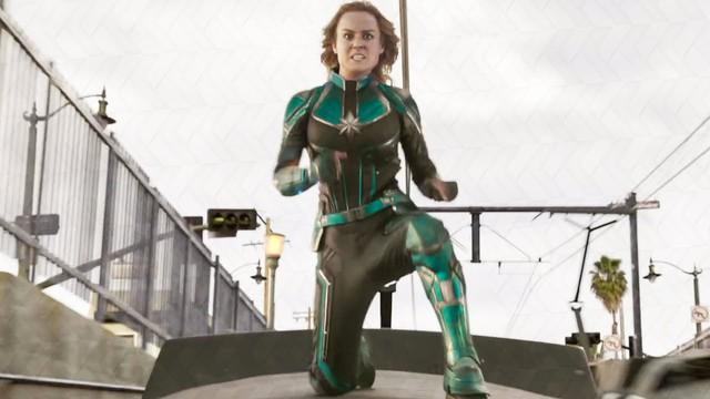 Review Captain Marvel: Hay, hoành tráng và là mảnh ghép hoàn chỉnh cho Phase 3 của vũ trụ siêu anh hùng MCU - Ảnh 6.