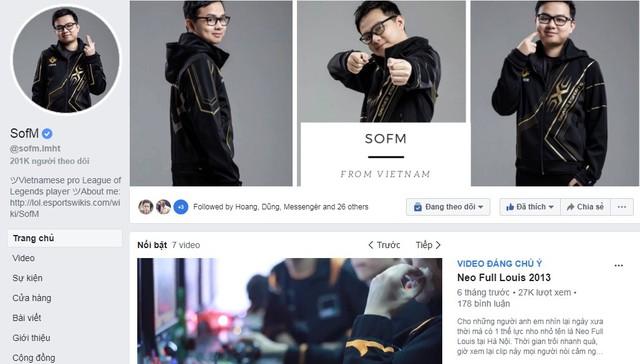 3 danh thủ eSports Việt sở hữu cộng đồng fan hâm mộ đông như dân Shang trên Mạng xã hội - Ảnh 3.