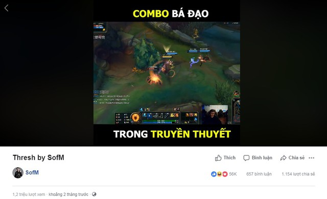 3 danh thủ eSports Việt sở hữu cộng đồng fan hâm mộ đông như dân Shang trên Mạng xã hội - Ảnh 4.