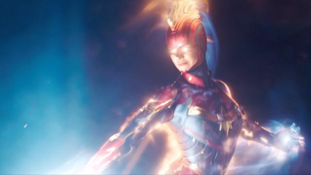 Review Captain Marvel: Hay, hoành tráng và là mảnh ghép hoàn chỉnh cho Phase 3 của vũ trụ siêu anh hùng MCU - Ảnh 4.
