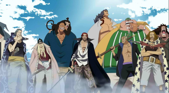 One Piece: Lý do thật sự khiến Tứ Hoàng Shanks cùng băng Tóc Đỏ không ăn trái ác quỷ nào? Phải chăng vì họ quá mạnh? - Ảnh 1.