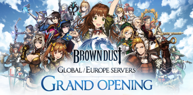 Brown Dust - Game nhập vai chiến thuật kiểu Nhật cực hay mới mở cửa - Ảnh 1.