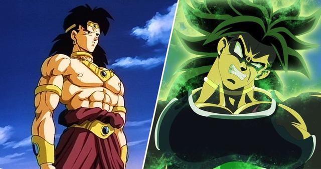 Dragon Ball Super: Broly cũ và mới khác nhau như thế nào sau khi được tác giả đưa vào chính truyện - Ảnh 1.