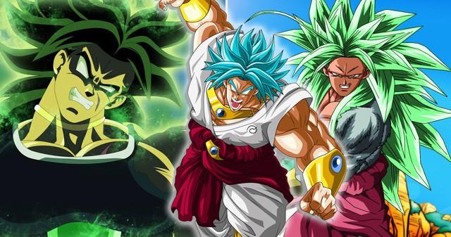 Dragon Ball Super: Broly cũ và mới khác nhau như thế nào sau khi được tác giả đưa vào chính truyện - Ảnh 2.