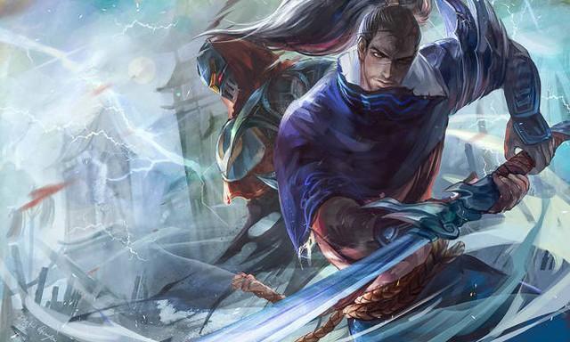 LMHT: 5 tướng như hình với bóng, chuyên đi theo hầu hạ Đấng Yasuo - Ảnh 1.