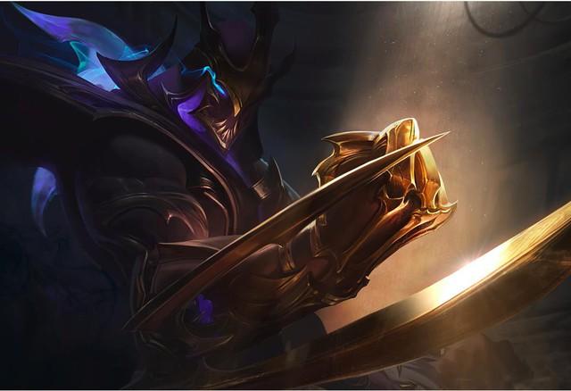 LMHT: Bị cộng đồng than phiền, Riot cuối cùng đã chỉnh sửa Zed Tử Thần Không Gian trông cool ngầu hơn gấp bội - Ảnh 10.