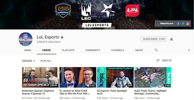 LMHT: Các giải đấu vẫn vô đối về lượng khán giả theo dõi trên Twitch và Youtube - Ảnh 3.