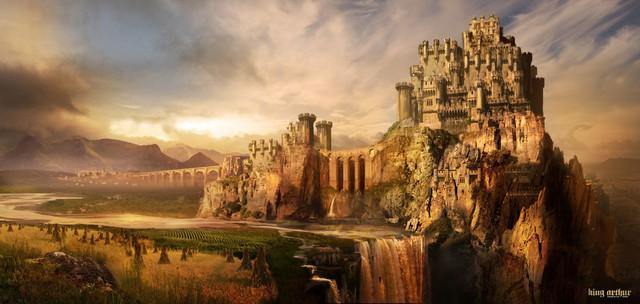 Những giả thuyết về Camelot: Tòa thành huyền thoại của vua Arthur - Ảnh 1.