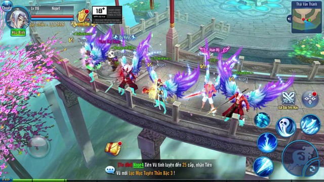 Soi game mới Tu Tiên Kiếm sắp ra mắt: đồ họa đẹp, chuẩn tính năng - Ảnh 1.